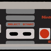 NES Controller Bricks