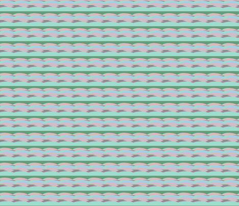 paysage sur linge fabric by manureva on Spoonflower - custom fabric