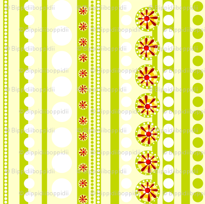 Julitha stripe #2 (Spring)