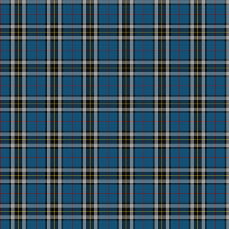 Thomson Dress Tartan fabric by lavaguy on Spoonflower - custom fabric