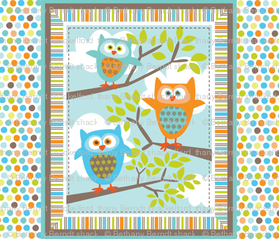 What the Hoot Quilt