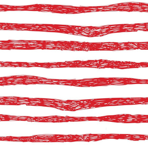 Ducky Red Stripes