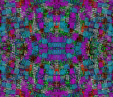 Needlepoint_A_Y fabric by k_shaynejacobson on Spoonflower - custom fabric