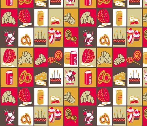 marzlene_kitchen_2-ed fabric by marzlene'z_eye_candy on Spoonflower - custom fabric
