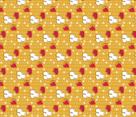 kitchy fabric by juliannlaw on Spoonflower - custom fabric