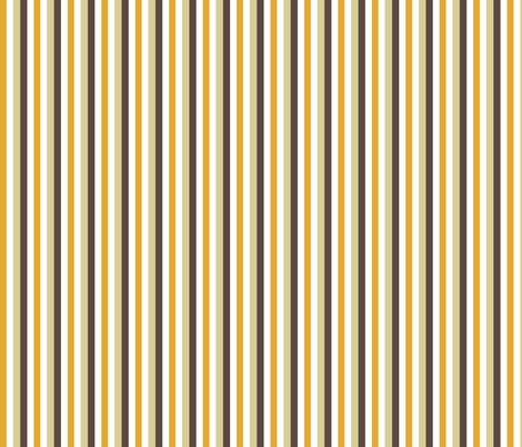 retro stripe fabric by katarina on Spoonflower - custom fabric