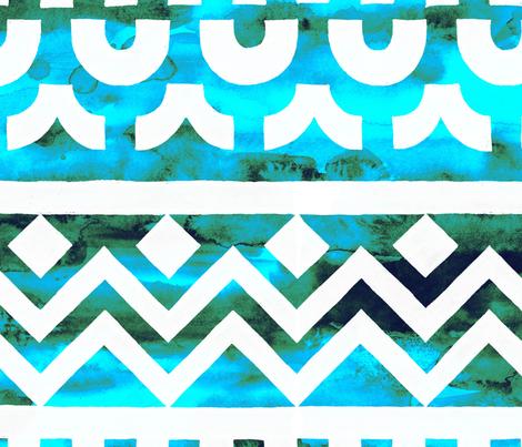 Building Blocks - 3 fabric by heytangerine on Spoonflower - custom fabric