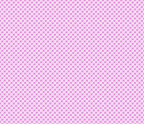 double dot over in orchid fabric by glimmericks on Spoonflower - custom fabric