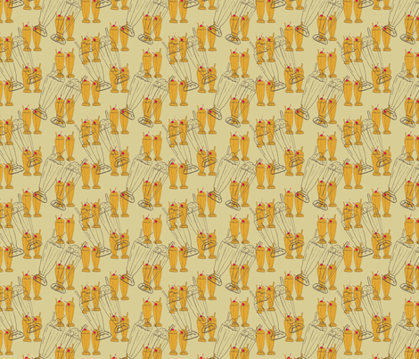 r fabric by eleanorallen on Spoonflower - custom fabric