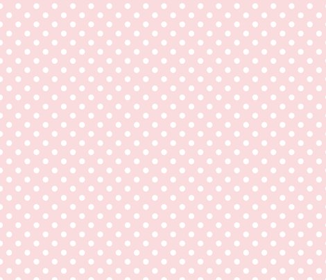 Pois Blanc Fond Rose Pale S Wallpaper Nadja Petremand