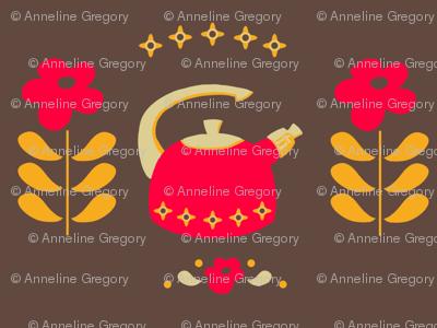 Happy little kettle