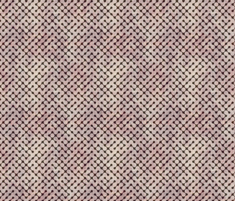 Grungy Maze fabric by feebeedee on Spoonflower - custom fabric