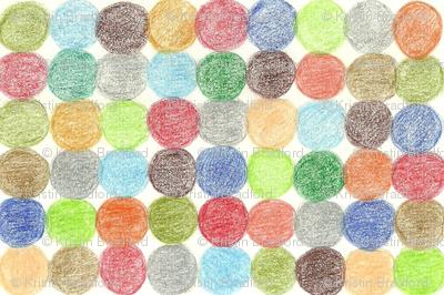 Meadow Dots in Multi
