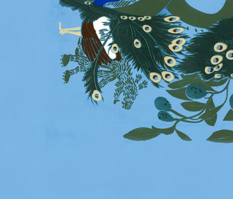 poplin fabric by emherzog on Spoonflower - custom fabric