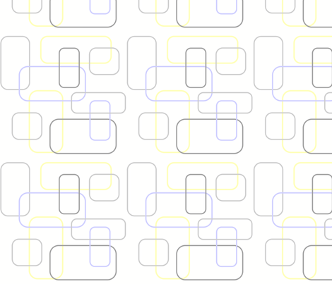 Mellow Mod fabric by stickelberry on Spoonflower - custom fabric