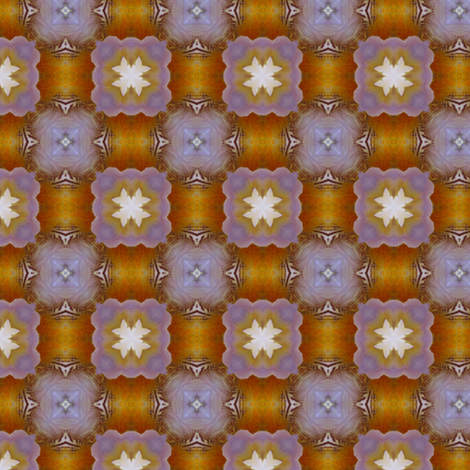 Checkerboard 4 - Iris fabric by dovetail_designs on Spoonflower - custom fabric