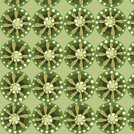 Julitha (Camouflage) fabric by bippidiiboppidii on Spoonflower - custom fabric