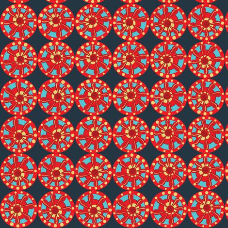 Julitha (Kimono #1) fabric by bippidiiboppidii on Spoonflower - custom fabric