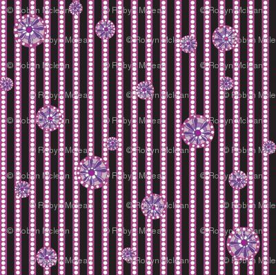 Julitha (Midnight stripe)