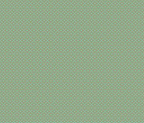 Geometric Windows fabric by littlerhodydesign on Spoonflower - custom fabric