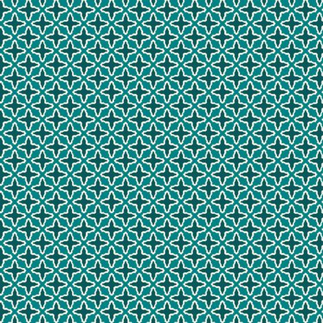 Criss Cross Mini fabric by littlerhodydesign on Spoonflower - custom fabric