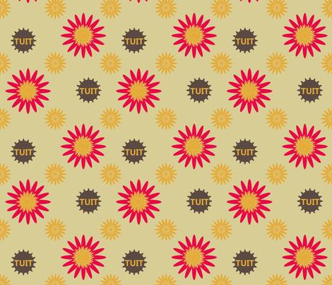 SpringTuit fabric by grannynan on Spoonflower - custom fabric