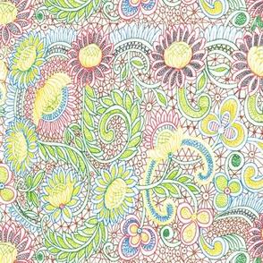 Battenberg Floral