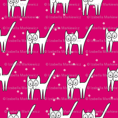 Cat Meaw Pink