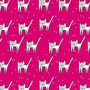 Grumpy Cat Meaw Pink