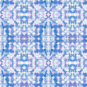 Lavender Blue Dot