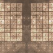 Sepia - Melissa Lenormand Grand Tableau Spread Cloth