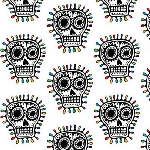 Sharpie Sugar Skull