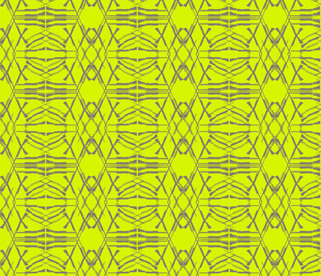 SHOTGIRL_CITRON fabric by pattern_state on Spoonflower - custom fabric