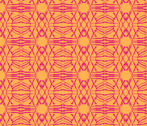 SHOTGIRL_SHERBET fabric by pattern_state on Spoonflower - custom fabric
