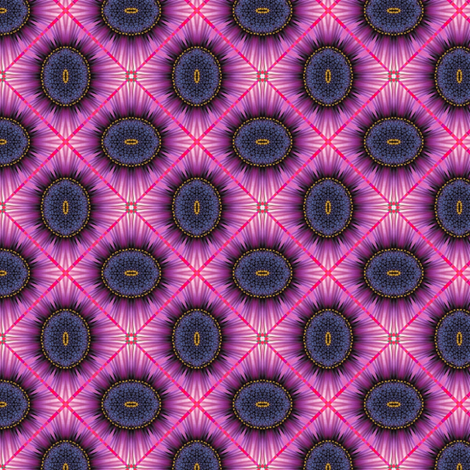 Flower Power 12 fabric by dovetail_designs on Spoonflower - custom fabric