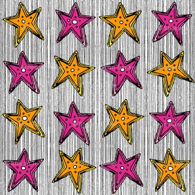 stars on stripes
