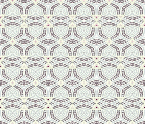 Lace Unleashed fabric by anniedeb on Spoonflower - custom fabric