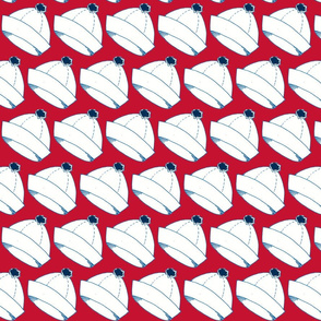 little sailor's hat on red-ch-ch