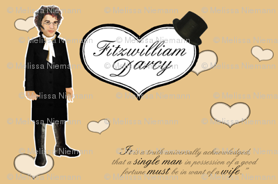 Oh, Mr Darcy!