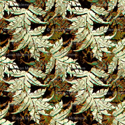 Bark Cloth Leaves