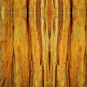 yellow bark vertical