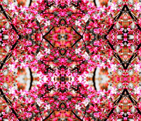 ManyBlossoms fabric by sharpestudiosdesigns on Spoonflower - custom fabric