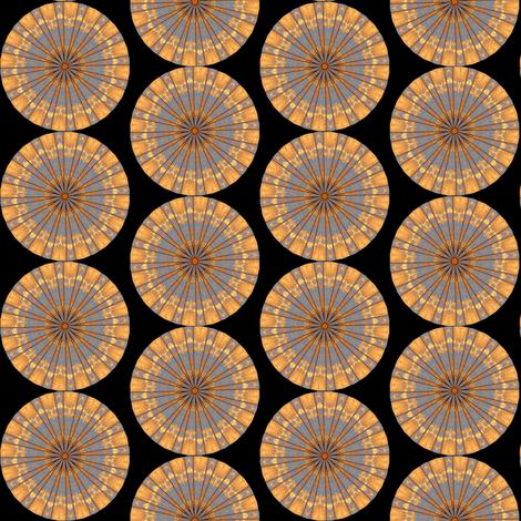 Soul Box 3 Mandala fabric by dovetail_designs on Spoonflower - custom fabric