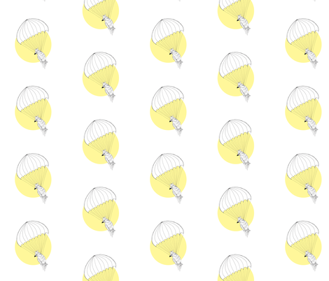 parachute fabric by studiojelien on Spoonflower - custom fabric