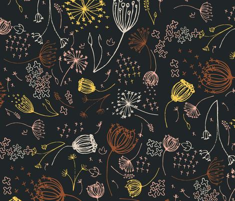 QueenyBIG fabric by daniellerenee on Spoonflower - custom fabric