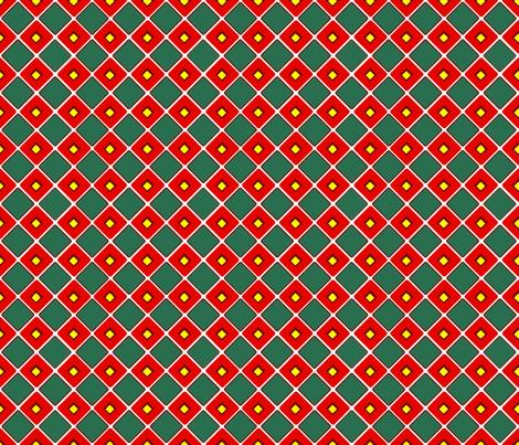 Ice Box - Scotch fabric by engravogirl on Spoonflower - custom fabric