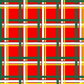 Ice Box Plaid - Scotch