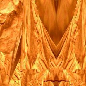 Golden warp