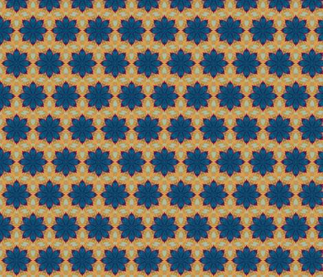 Carson Star fabric by anniedeb on Spoonflower - custom fabric