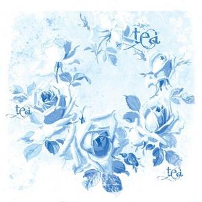 Blue Rose Tea in Blueberry Blue